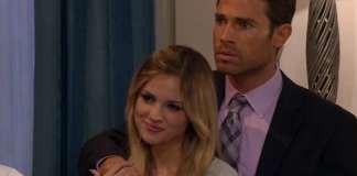 Nikki (Eiza Gonzalez) e Francisco (Sebastián Rulli) em 'Amores Verdadeiros' (Sbt)