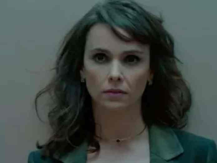 Débora Falabella interpetando Irene em 'A Força do Querer' (Globo)