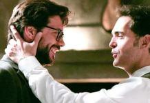 Cenas da série 'La Casa de Papel' (Netflix)