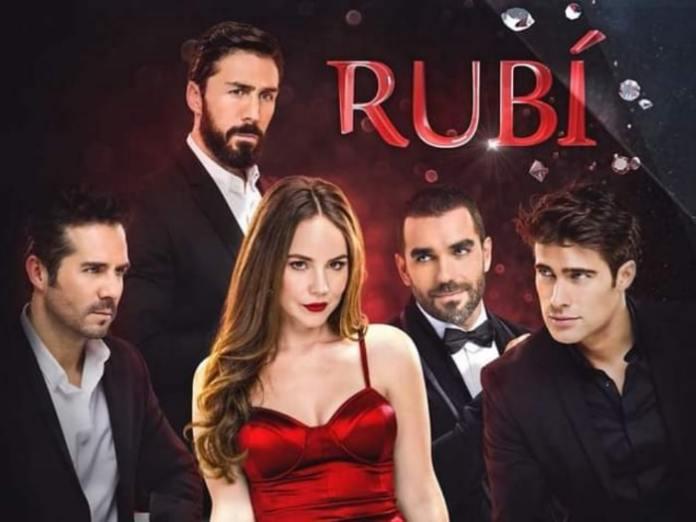 A novela mexicana 'Rubí' é a mais nova aposta da Globoplay