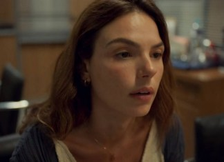 Isis Valverde interpretando Betina em 'Amor de Mãe' (Globo)