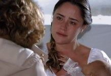 Cenas da novela 'A Vida da Gente' (Globo)