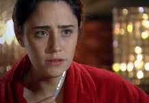 Fernanda Vaconcellos interpretando Ana em 'A Vida da Gente' (Globo)