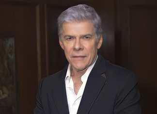 José Mayer como Cláudio Bolgari em 'Império' (Globo)