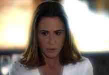 Guilhermina Guinle interpretando Dominique em 'Salve-se Quem Puder' (Globo)