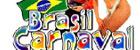 Brazilia, tara culorii si a carnavalurilor