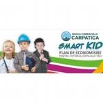 Banca Comerciala Carpatica a lansat contul de economii Smart Kid