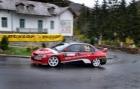 Victorii surprinzatoare in utima dubla a CNVC Dunlop 2012: Paul Andronic, prima vistorie pe uscat, Traian Negru, victorie cu bolid de clasa A