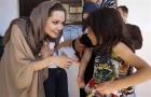 Angelina Jolie deschide o scoala de fete in Afganistan
