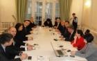Intalnire inter-institutionala privind politica de cooperare pentru dezvoltare a Romaniei