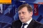 Crin Antonescu: Am facut acest USL pentru a ridca Romania in picioare