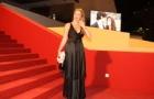 Delia Antal a pasit cu dreptul la Cannes