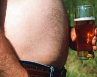 Mitul burtii de bere este demontat de stiinta