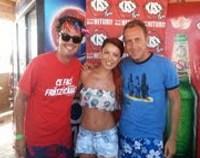 Elena Gheorghe la Kiss FM: Avem o tara super tare!
