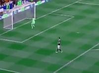 Gol senzational in campionatul englez: un portar marcheaza la 13 secunde de la inceputul meciului