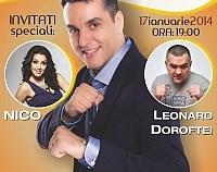 Nico: Intru in ring cu Doroftei