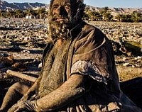 Barbatul care nu s-a mai spalat de 60 de ani si este sanatos tun