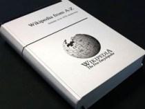 Start la donații pentru tipărirea enciclopediei Wikipedia!