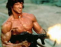 Cand ma enervez, ma transform in Rambo!