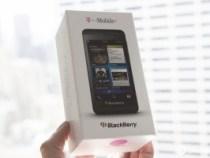 Blackberry şi T-Mobile rup legătura