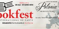 Polonia vine la Bookfest 2014