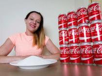 A slabit 54 kg dupa ce a renuntat la Coca Cola