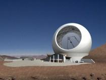 Cel mai mare telescop din lume se construieste in Chile