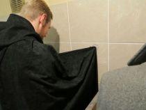 Inventie: Toalete private pentru barbatii rusinosi