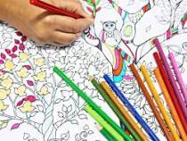Cartile de colorat: Vanzari de succes in Statele Unite