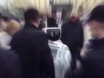 Polițiștii ruși nu glumesc. Au arestat un robot ziua în amiaza mare