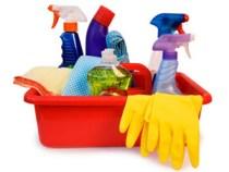 Curatenia la domiciliu, serviciul care se transforma din moft in necesitate