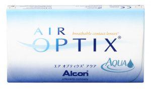 lentile lunare Air Optix