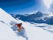 Lentilele de contact si sporturile de iarna