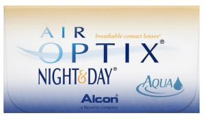 Lentile lunare Air Optix Night and Day