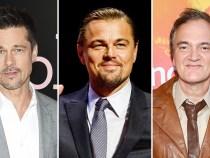 Brad Pitt și Leonardo DiCaprio sunt protagoniștii noului film marca Tarantino