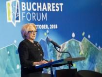 Discursul premierului Viorica Dăncilă la Bucharest Forum 2018, organizat de Fundația Aspen România