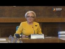 Dăncilă, despre forma finală a programului Preşedinţiei rotative la Consiliul UE