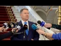 Iohannis, despre remaniere: CCR nu are cum să rezolve problema