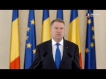 Iohannis: Solicit Guvernului o analiză profundă privind recursul compensatoriu şi să vină cu soluţii