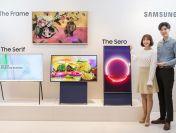 Samsung a lansat televizorul pentru mileniali, pentru a vedea story-uri Instagram în 4K