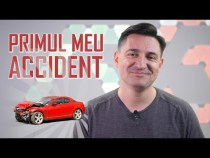 PRIMUL MEU ACCIDENT #ad