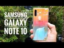 SAMSUNG GALAXY NOTE 10/10 Plus – FIRST CONTACT