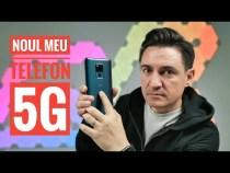 NOUL MEU TELEFON 5G