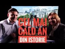 Cel mai cald an din istorie e numai începutul – Elena Mateescu, ANM #IGDLCC #PODCAST