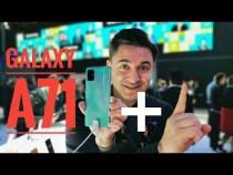 SAMSUNG GALAXY A71 – #PERLUȚĂ2 – PRIM CONTACT
