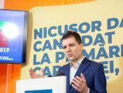 Biroul Electoral Central i-a respins lui Nicuşor Dansemnul electoral