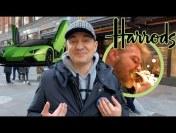 Londra – Gadget-uri, Burgeri și Mașini de Lux