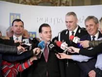 """Declaraţii ale premierului Ludovic Orban, după participarea la evenimentul """"Evaluarea activității desfășurate de Poliția Română în anul 2019"""""""