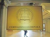 CCR amână pentru 29 septembrie decizia pe legea organizării alegerilor parlamentarelor