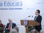 """Participarea premierului Ludovic Orban la Conferința """"România Educată – politici publice și coordonarea surselor de finanțare"""""""